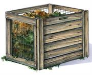 Compost Bin and Vermicompost Bin