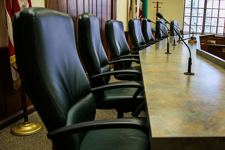 Council Chambers Chairs