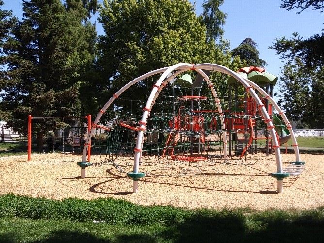 Harris play structure
