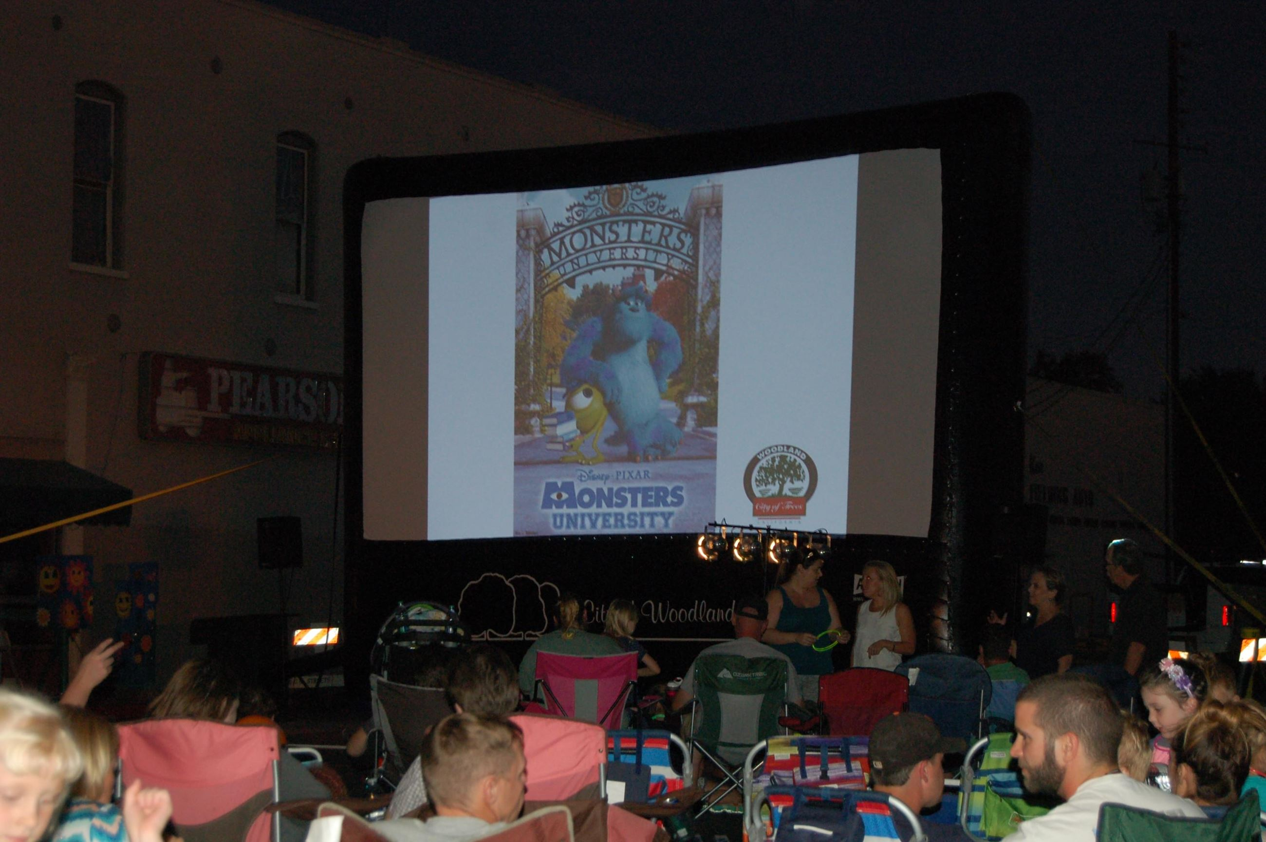 Movies on Main Street