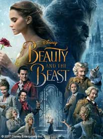 Beauty & Beast movie poster