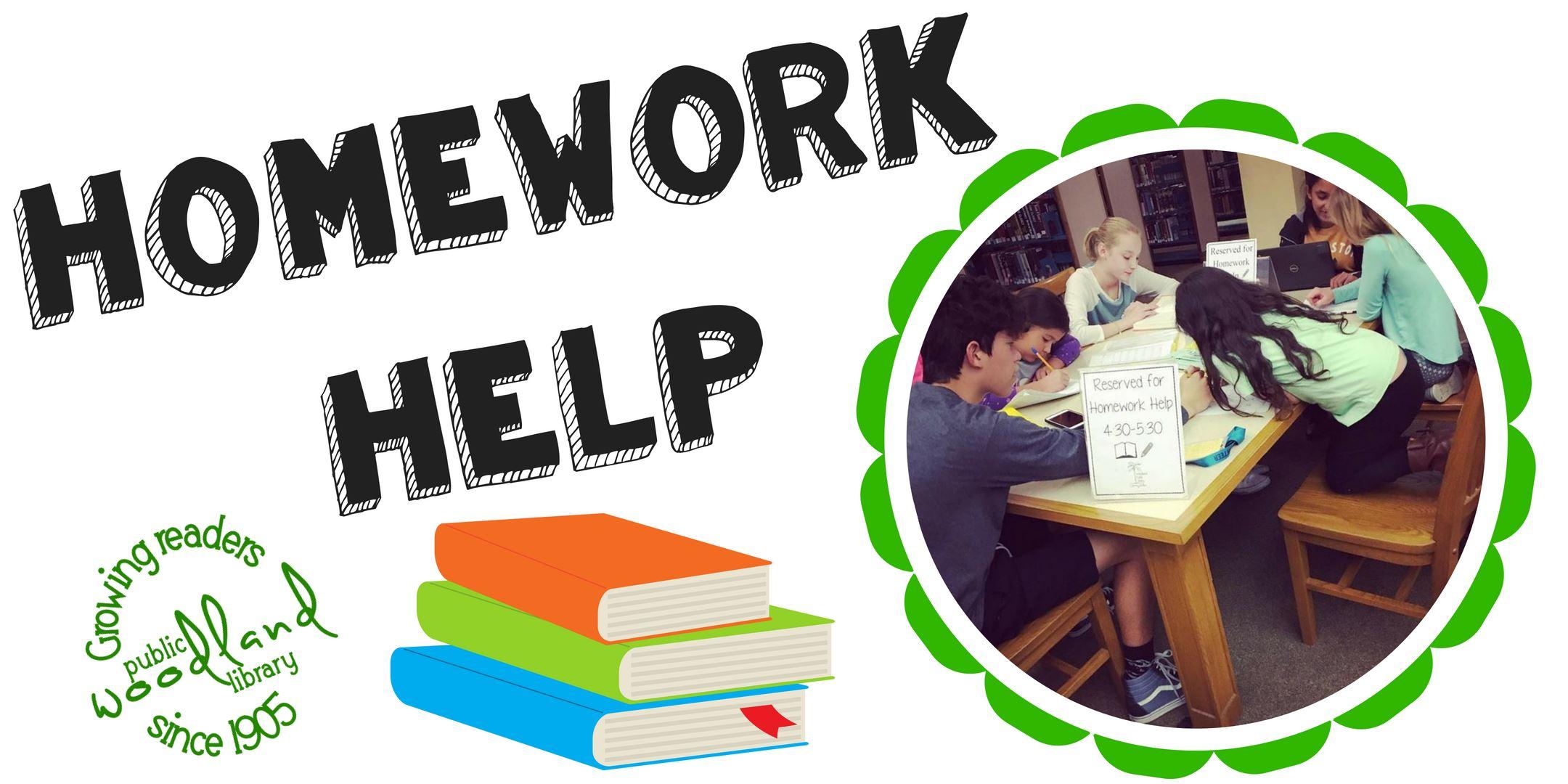Homework help center