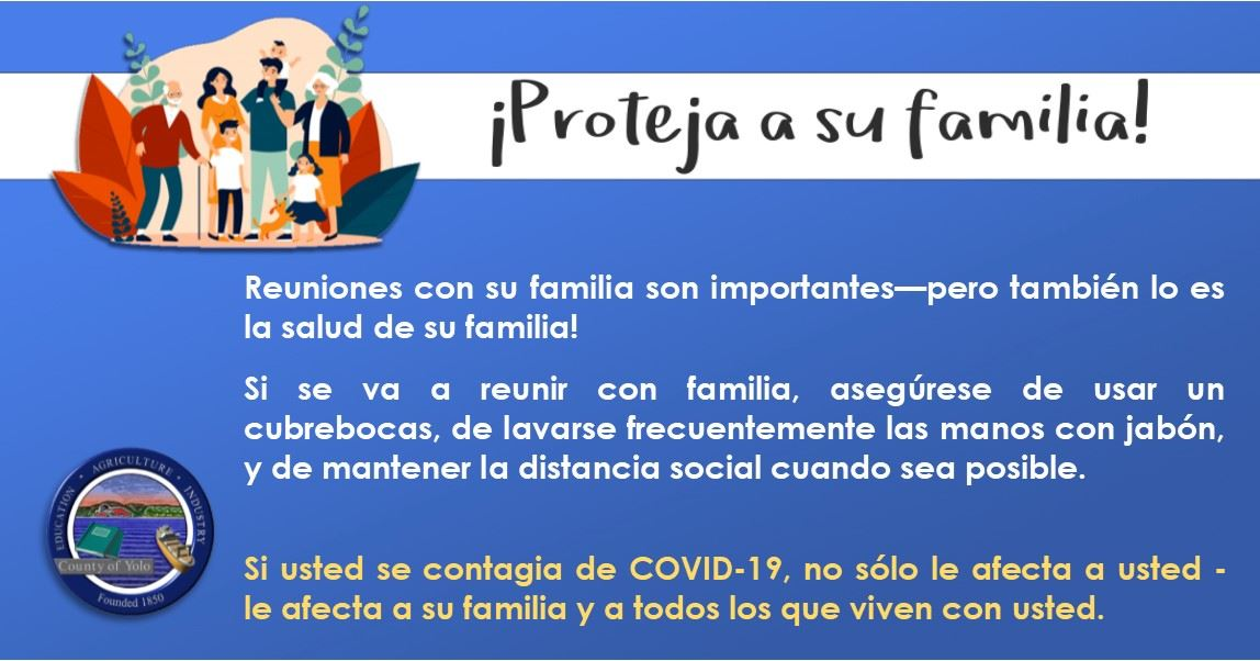 (Social Media) - Protecting Your Family (Spanish)