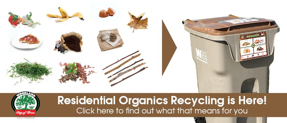 Residential Organics Recycling Is Here
