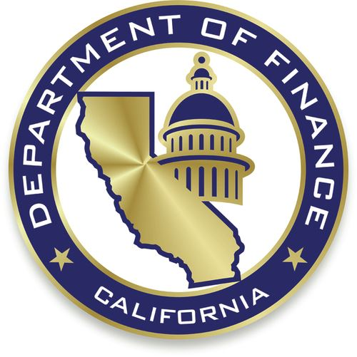 Department of Finance California Logo