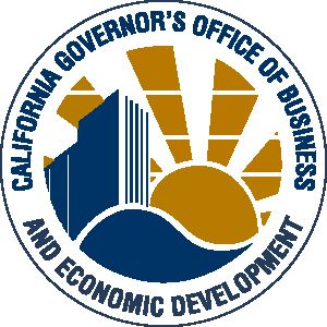 California Governors Office of Business and Economic Development Logo