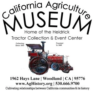 California Agriculture Museum Flyer