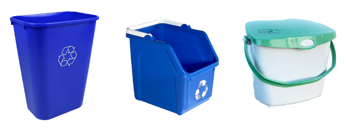 Free Recycle Bins