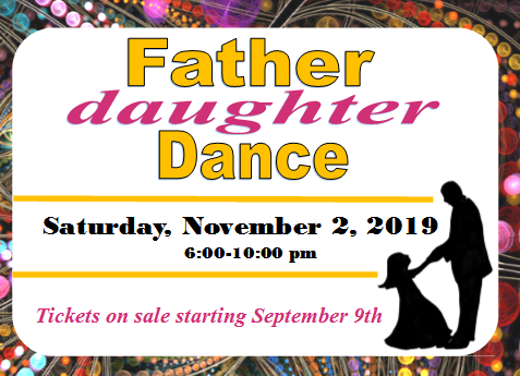 Father Daughter Dinner Dance Facebook cover