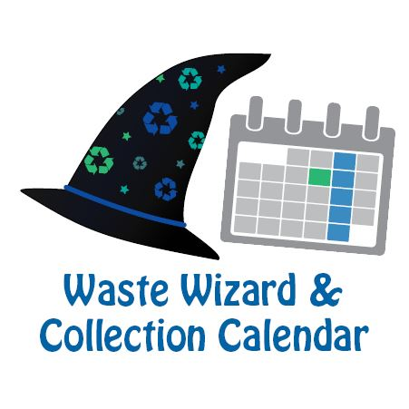 Waste Wizard Collection Calendar Icon Opens in new window