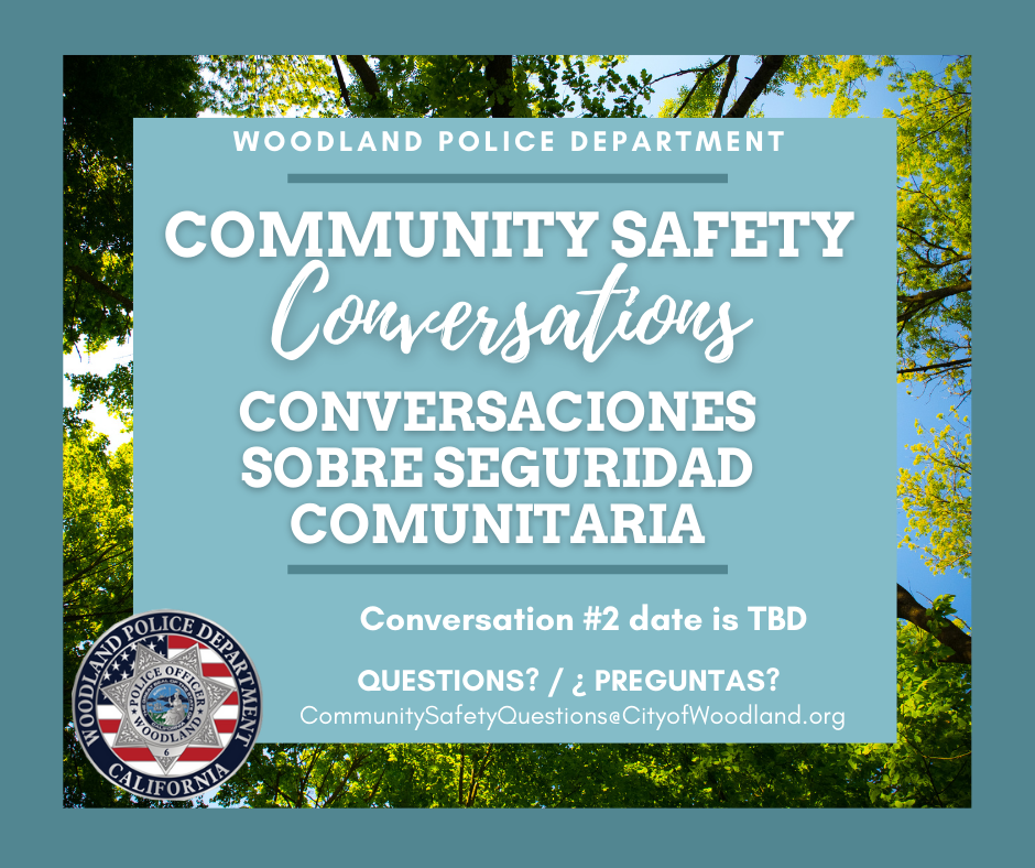 General Community Safety Conversation Image